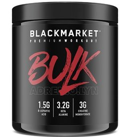 Black Market Labs BML: AdreNOlyn Bulk FP