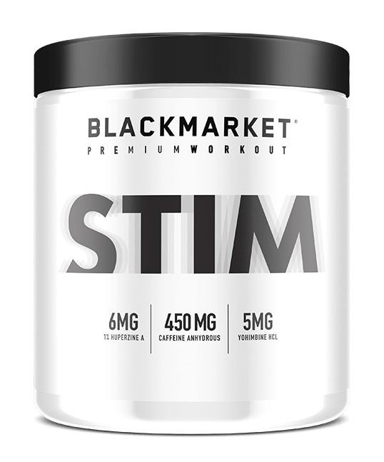 Black Market Labs BML: STIM (Tigers Blood)