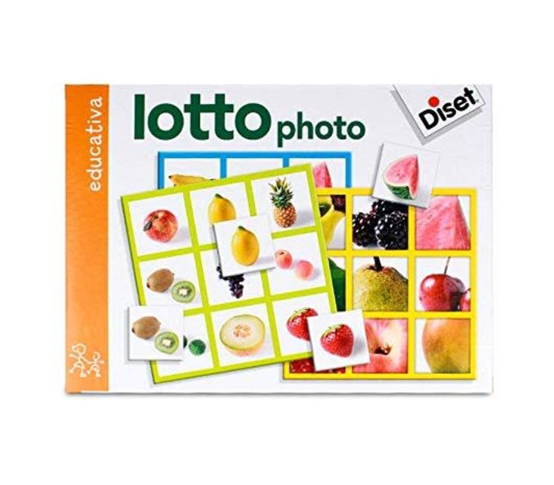 Diset loto photo fruits