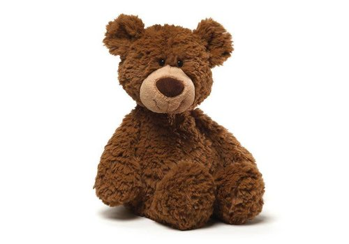 Gund Ourson Pinchy Brown 17''