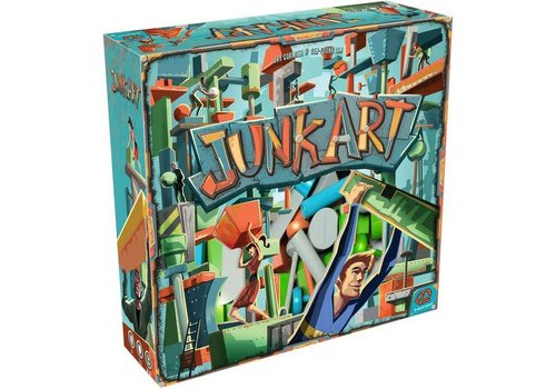 pretzel Games Junk'art plastique