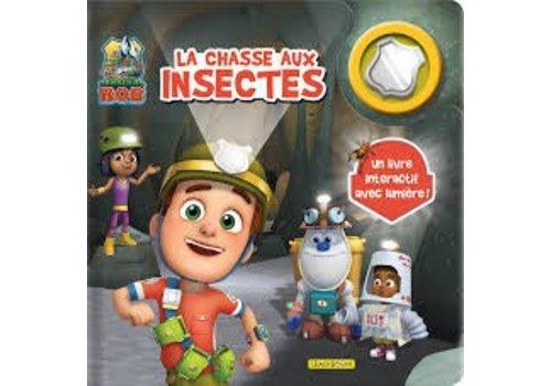 La chasse aux insectes