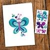 pico Carte de souhait - Papillons