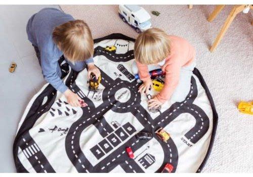 play & Go Play & Go - Sac de rangement - Autoroute