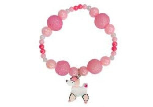 creative education Puffed Paris Poodle Bracelet