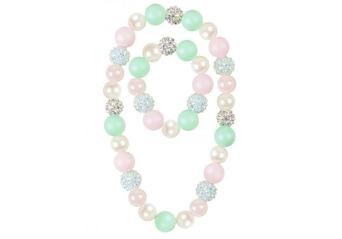 creative education Sorbet Sparkle Necklace Set (2 pcs)