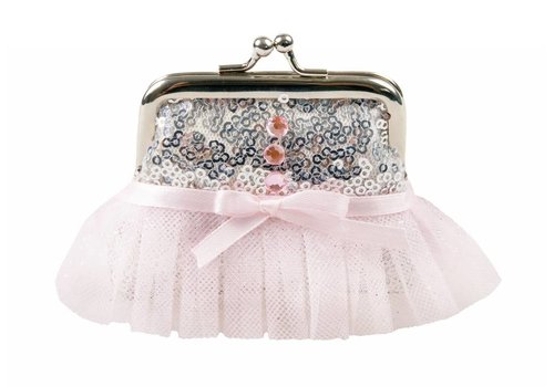 creative education Pink Tutu Coin Purse