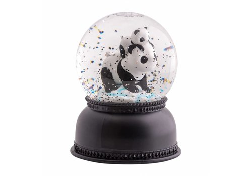 a little lovely company Boule à neige lumineuse: Panda