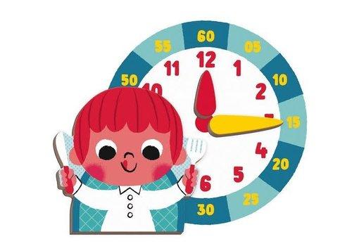 Janod Magnetibook J'apprends l'heure