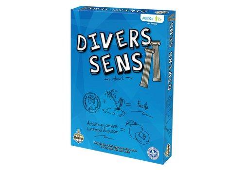 Gladius divers sens 2 (boite bleue)