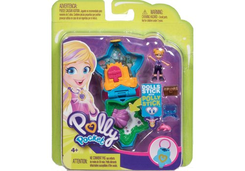 Polly Pocket-Tiny Pocket place assortis