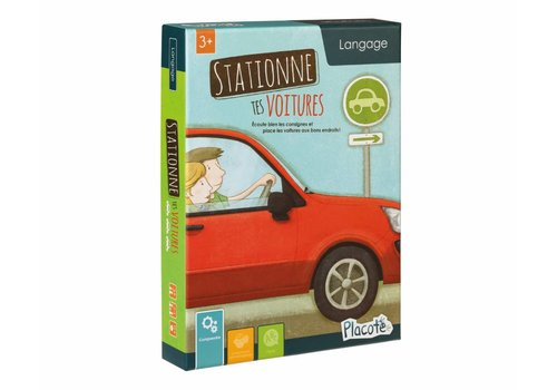 Placote Stationne tes voitures