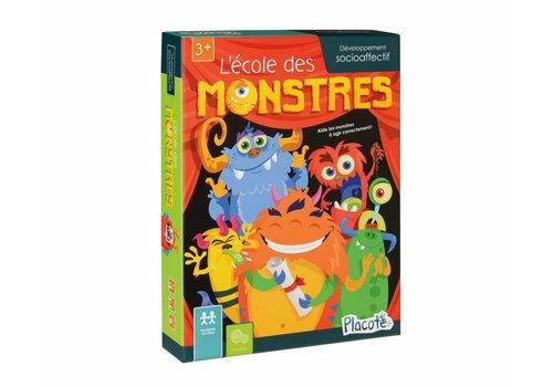 Placote L'école des monstres