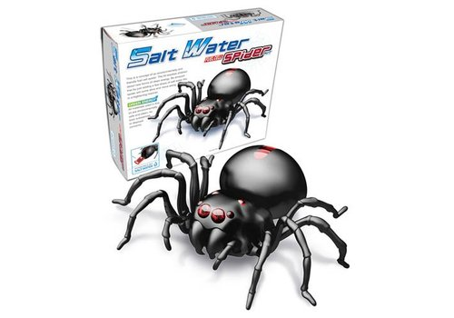 STEM Salt Water Fuel Cell Spider