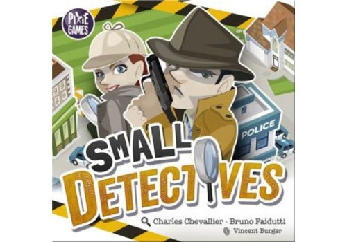 pixie Games Small Detectives