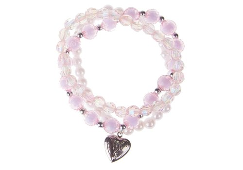 creative education Lovely Locket Bracelet Set (3 pcs)