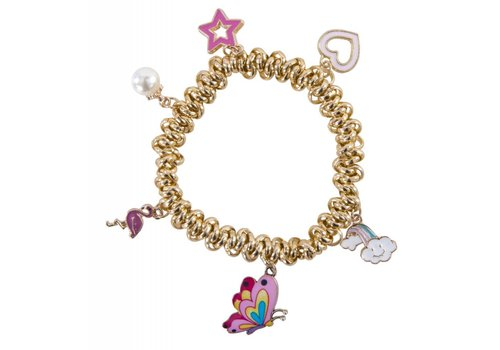 creative education Charm-ed & Chain Bracelet