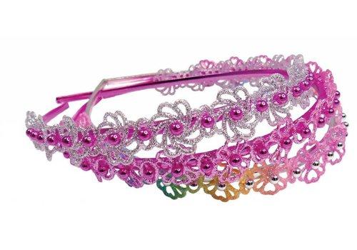 creative education Glitter & Glam Headband. Assorted