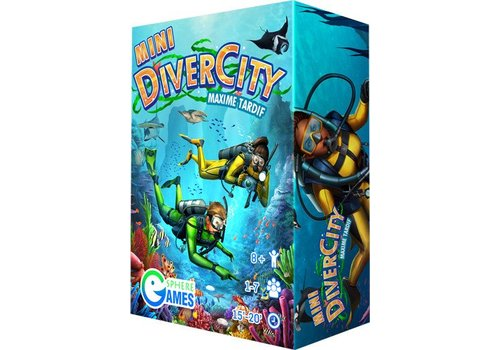 sphere games Mini Diver City (français)
