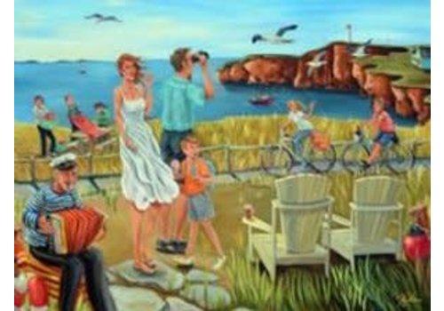 trefl Pz 500: Vue sur mer