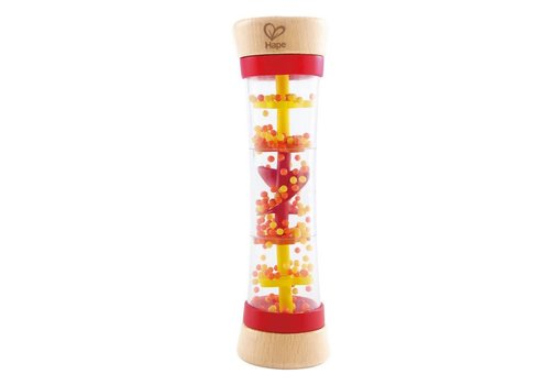 Hape Beaded raindrops-red