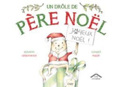 Albums circonflexe Un drôle de père Noel
