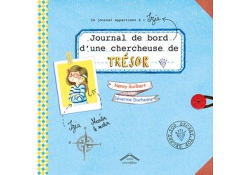 Journal de bord d'une chercheuse de trésor