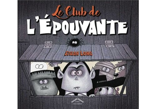 Albums circonflexe Le club de l'épouvente