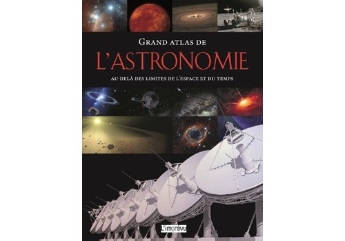 Grand atlas de l'astronomie