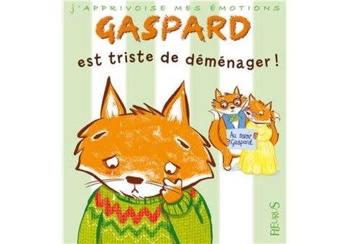 Gaspard est triste de déménager