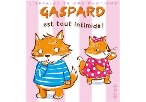 Gaspard est tout intimidé