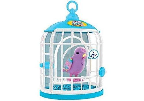 Little live Little live pets oiseau et cage