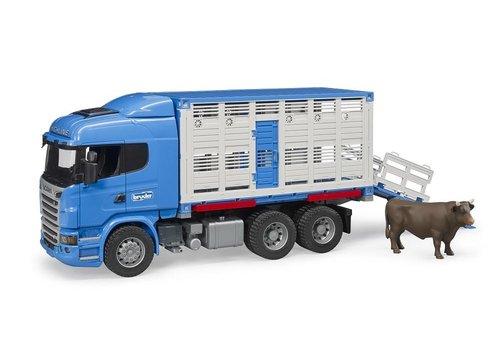 Bruder Camion de transport pour animaux
