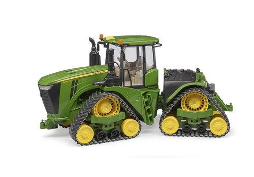Bruder Tracteur John Deer avec chaînes