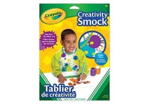 Tablier de créativité