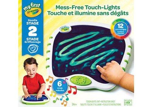 Tablette touche et illumine sans dégât