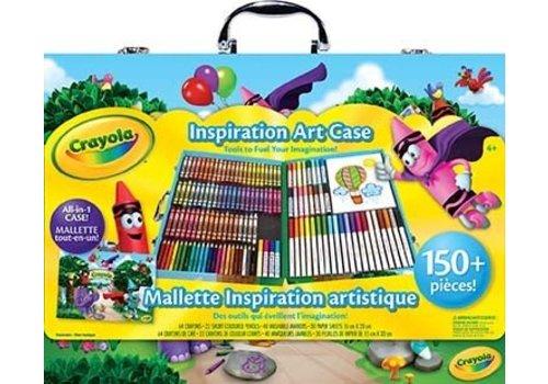 Crayola Mallette inspiration artistique