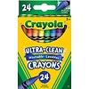 Crayola 24 crayons de cire lavable