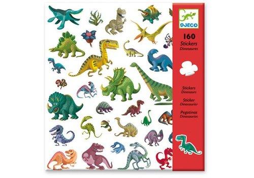Crayola Autocollants dinosaures