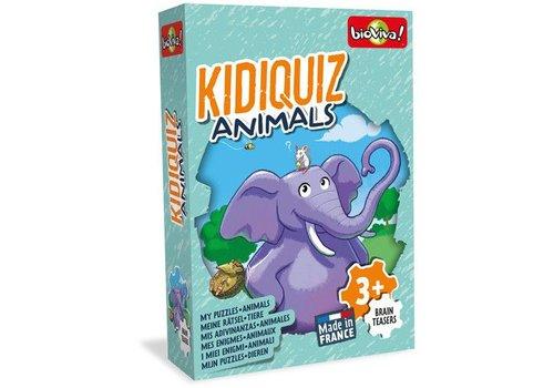 Kidi Quiz Animaux multilingue