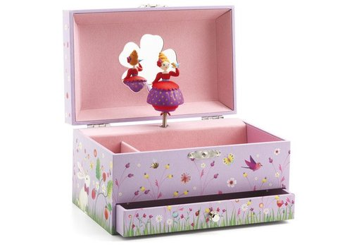 Djeco Jewelry box / A princess melody