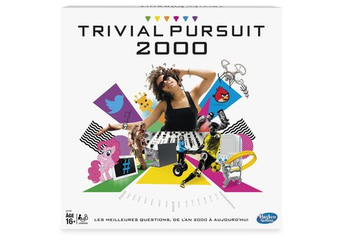 Hasbro Jeu Trivial pursuit 2000's version française