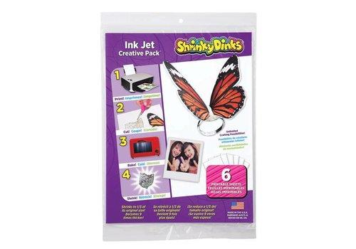 Shrinky Dinks® - Ink Jet Creative Pack