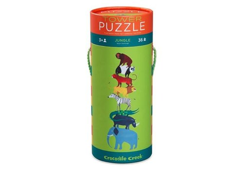 Jungle Tower Puzzle |36 pcs.
