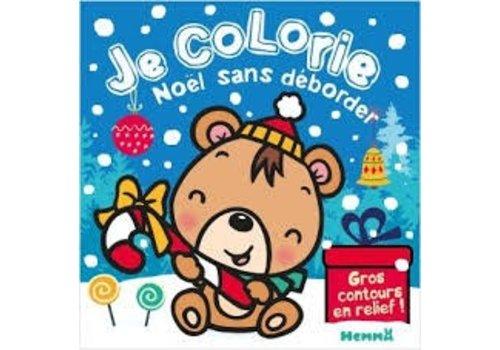Hemma Je colorie Noel sans déborder