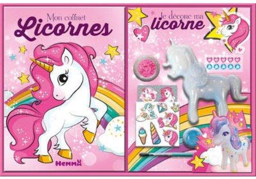 Hemma Mon coffret licornes