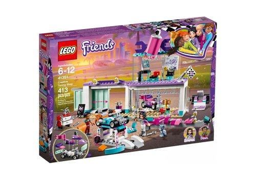 Lego L'atelier de personnalisation de kart