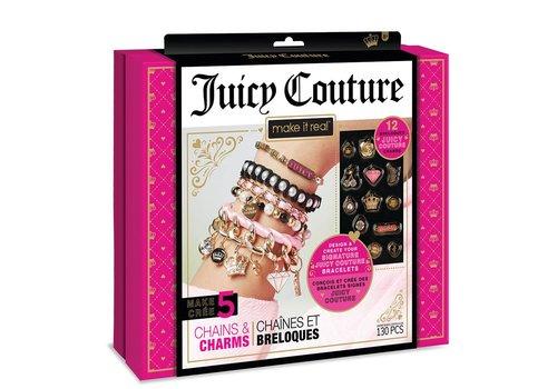 Make it Real Juicy Couture Chaînes et breloques