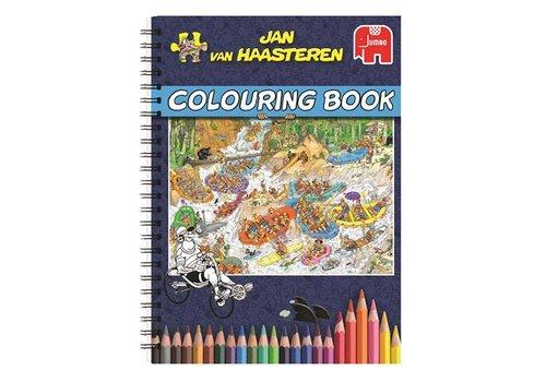 Jumbo Livre à colorier pour adultes Vol.1