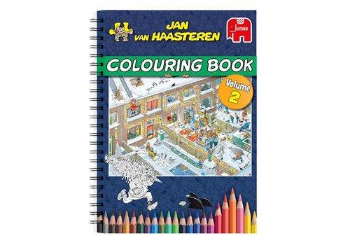 Jumbo Livre à colorier pour adultes Vol. 2